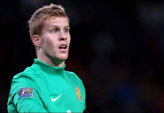 Manchester United goalkeeper Ben Amos joins Hull City on season-long loan