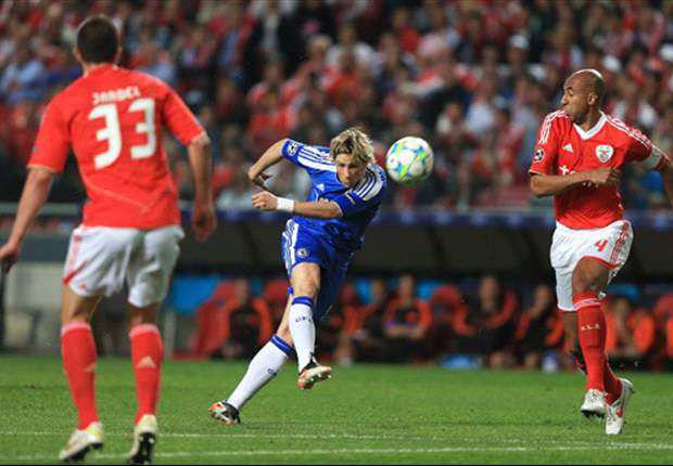 Benfica 0-1 Chelsea: Late Kalou winner puts Di Matteo's men in control of Champions League tie