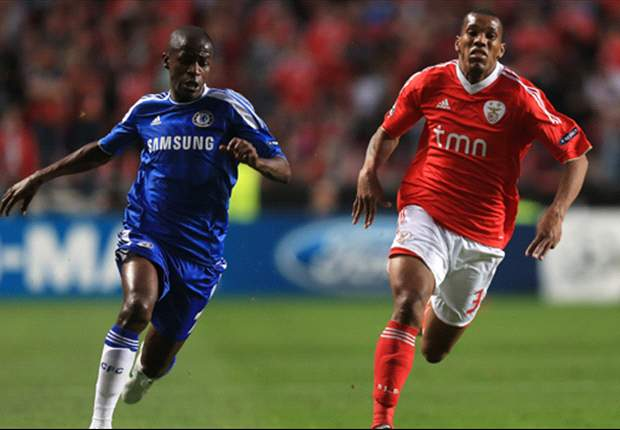 Luisao: Chelsea did not deserve to win at Benfica