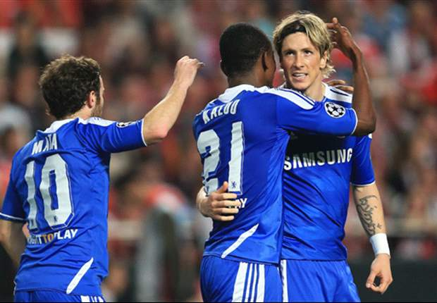 Di Matteo hails Torres' improvement for Chelsea
