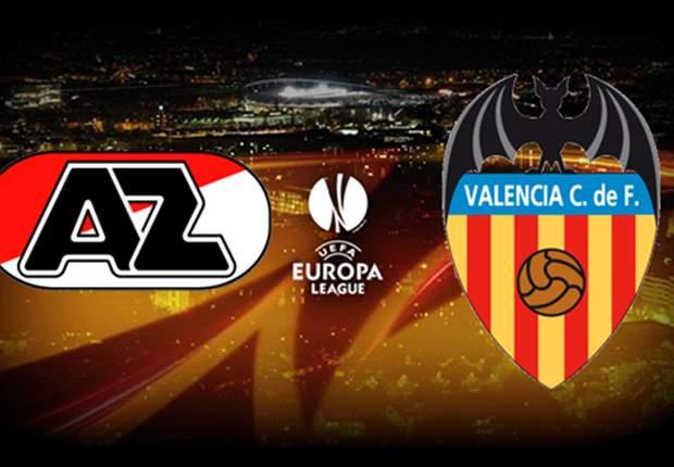 AZ Alkmaar-Valencia: No hay tiempo para huelgas, toca la Europa League