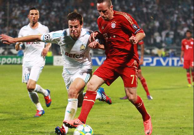 Ribery lashes out at Marseille fans