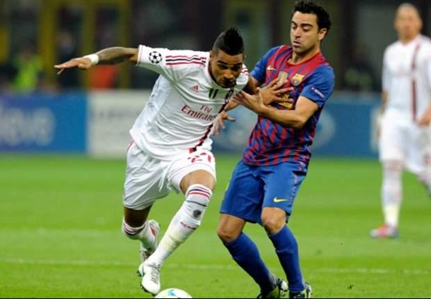 Der AC Mailand trotzt dem FC Barcelona ein 0:0 ab