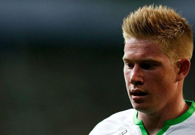 Man City launch £45m De Bruyne bid