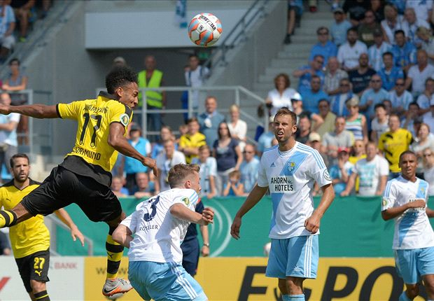 Video: Chemnitzer FC vs Borussia Dortmund