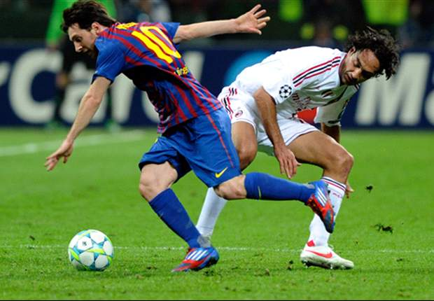 How to beat Barcelona: what AC Milan learned from their first-leg clash at San Siro
