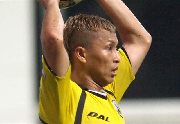 Tampines 2-0 Loyola: Stags take handy advantage into second leg