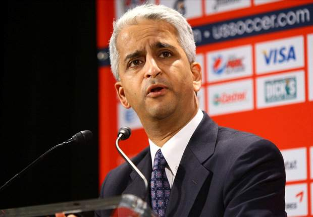 Sunil Gulati elected to FIFA Executive Committee