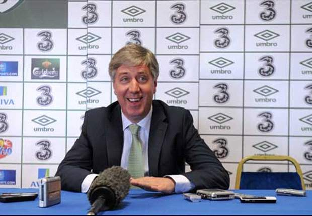 'We're looking at playing two games against England, sooner rather than later' - FAI CEO John Delaney