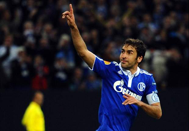 Schalke 04 4-0 Hertha Berlin: Danke, Raúl