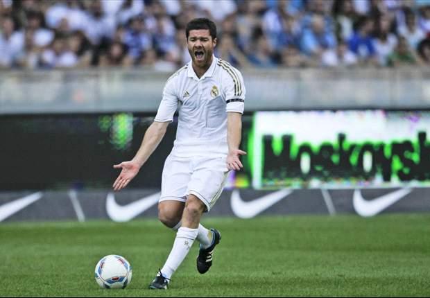 Real Madrid: Xabi Alonso se lesiona y es duda para el amistoso ante Los Ángeles Galaxy