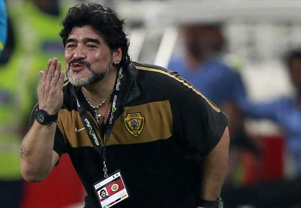 Maradona: I want to stay at Al Wasl