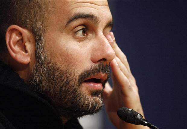 Pep Guardiola confirms Barcelona exit