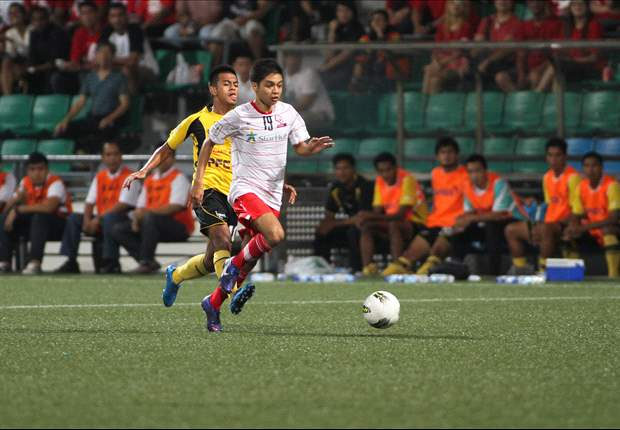 LionsXII 2-1 Perak: Irwan Shah's composed finish gives LionsXII victory against a determined Perak side