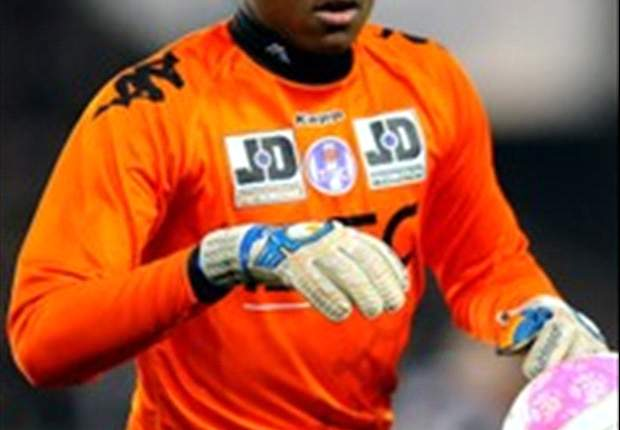 Toulouse keeper Ahamada had foreseen late equaliser