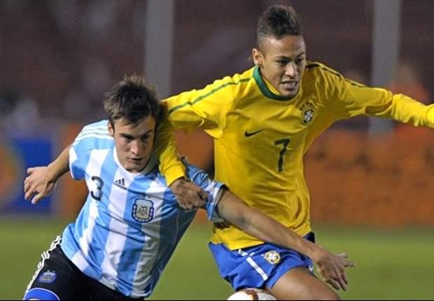 Argentina y Brasil disputarán el Superclásico de las Américas