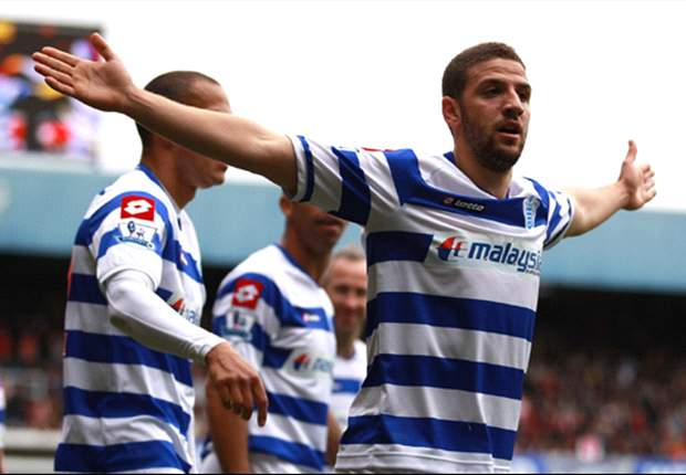 Arsenal target Taarabt is better off at QPR, claims Mark Hughes