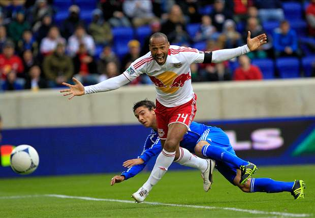 New York Red Bulls 5-2 Montreal Impact: Thierry Henry gets first Major League Soccer hat trick