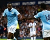Toure leaves exit talk in the past
