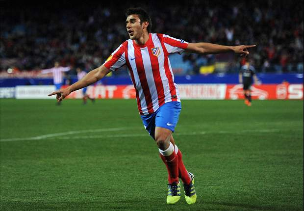 Atletico Madrid 3-0 Getafe: Salvio, Diego and Falcao on target to keep hosts' Champions League aspirations alive