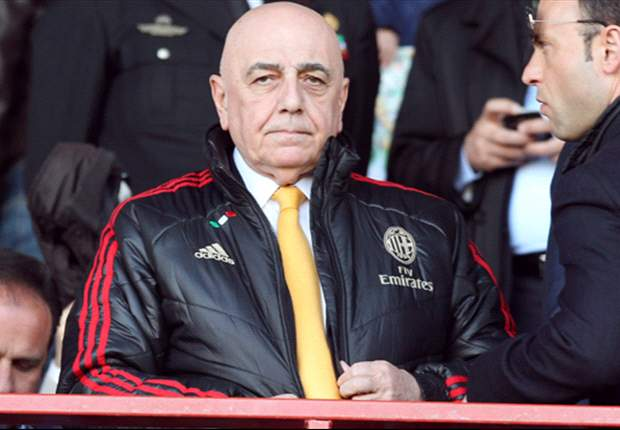 Allegri has our full support, says AC Milan vice-president Galliani
