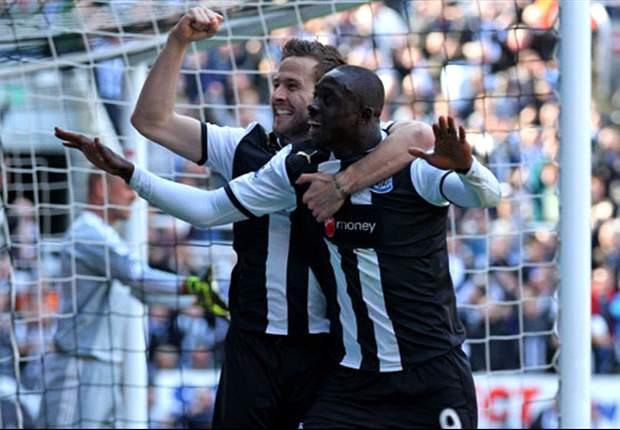 Newcastle United Benamkan Liverpool Di St James Park