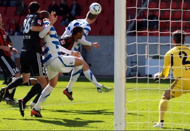 2. Liga: Karlsruhe mit verdientem und wichtigem Sieg im Abstiegskampf