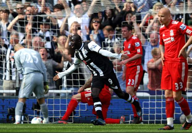 Newcastle 2-0 Liverpool: Clinical Cisse nets double & Reina is sent off on miserable day for Reds