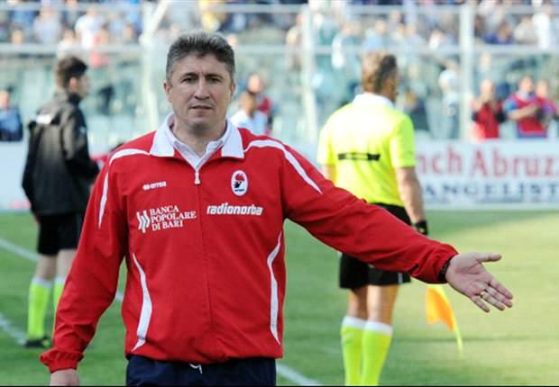"""Torrente è soddisfatto dell'esordio del suo Bari: """"Per un'ora ho visto un'ottima squadra"""""""