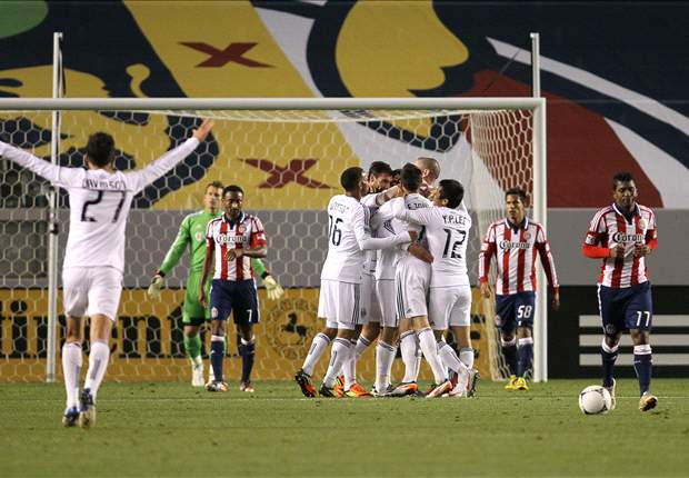 Major League Soccer purchases Chivas USA
