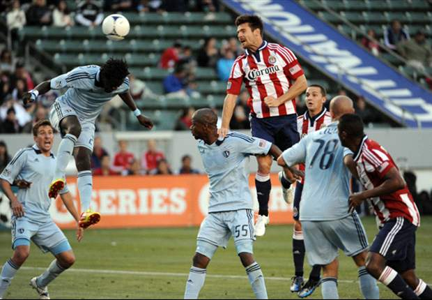 Chivas USA 0-1 Sporting Kansas City: Zusi and Sapong team up to give visitors fourth consecutive win