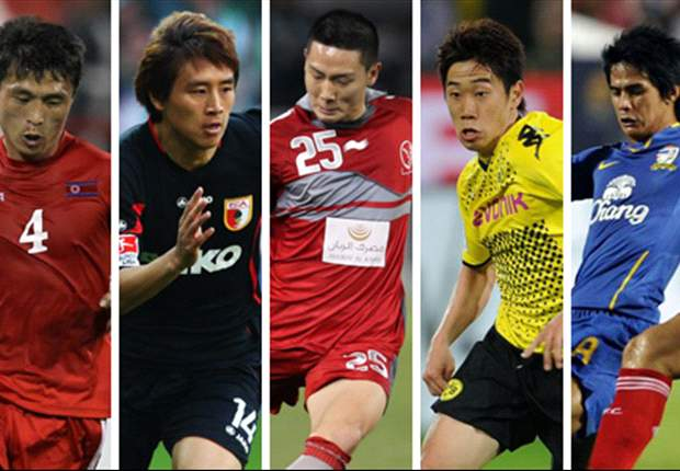 Koo Ja-Cheol, Suchao Nuchnum or Shinji Kagawa - Who should be the Asian player of the month for March?