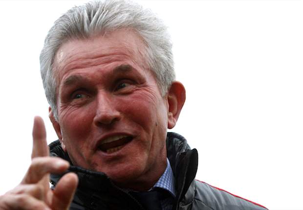 Bayern 'lacked a little bit of luck' against Dortmund, claims Heynckes