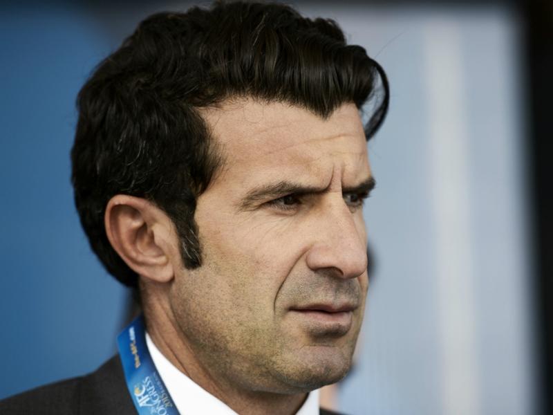 Figo optimiste pour la Juve en Ligue des champions