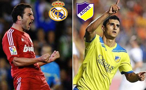 Mix Real Madrid-APOEL