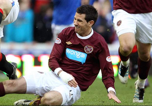 Australian defender Ryan McGowan: Hearts full of late-season hope