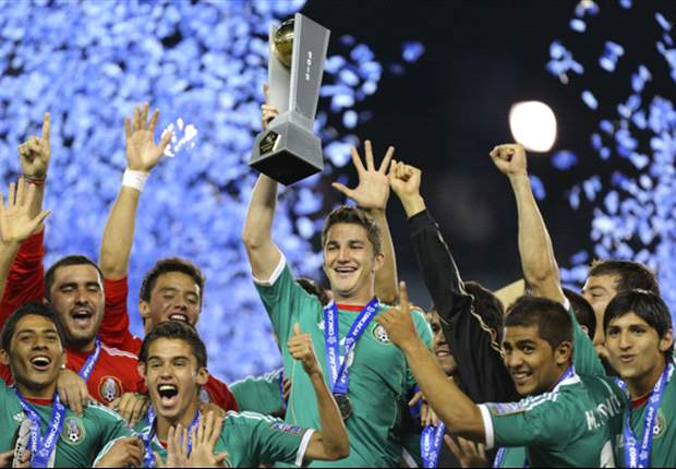 Mexico's U-23 squad begins Olympic run-up in France