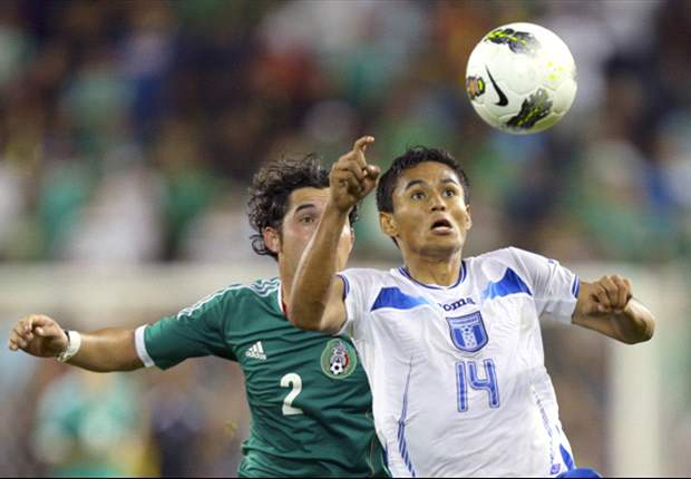 Andy Najar is excited by the prospect of the 2012 Olympics