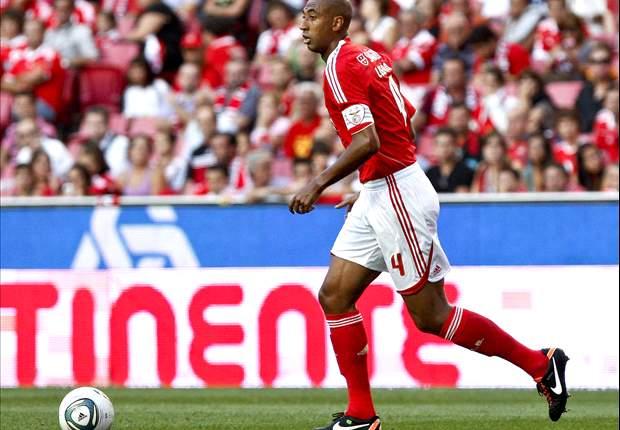 Luisão confiante no Benfica diante do Barcelona