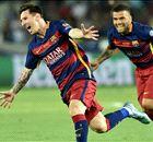 Los goles de Messi en la temporada 2015/16