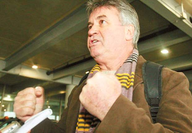 World Cup 2010: Report: Hiddink Refuses North Korea World Cup Role