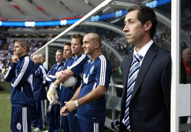 Whitecaps coach Rennie happy to face Galaxy DPs