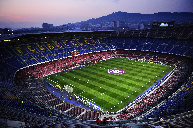 Los Mejores Estadios De La Champions League 20122013 Camp Nou FC Barcelona