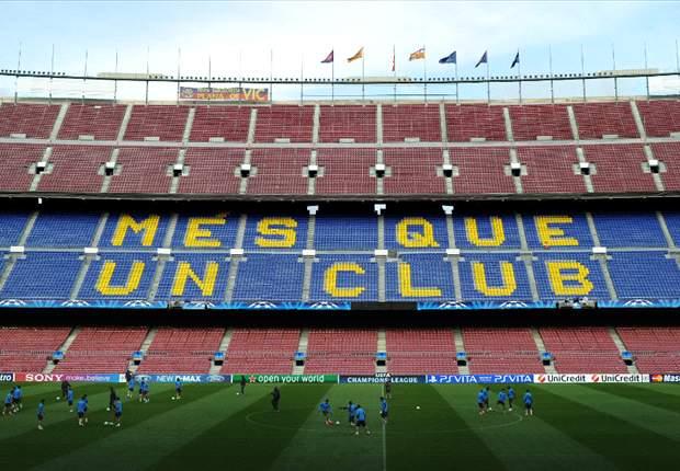 Barcelona sign six-year-old Brazilian