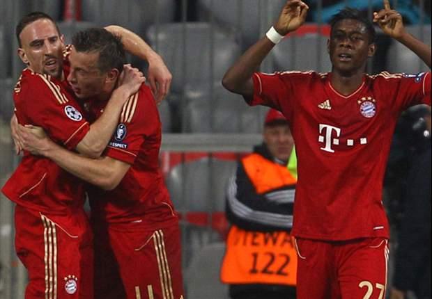 Transfer-Umfrage: Alaba und Ribery stehen bei Bayern-Fans hoch im Kurs