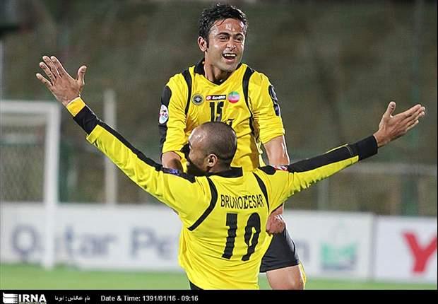 Sepahan 2-0 Esteghlal: Yellows win all-Iranian ACL last 16 affair