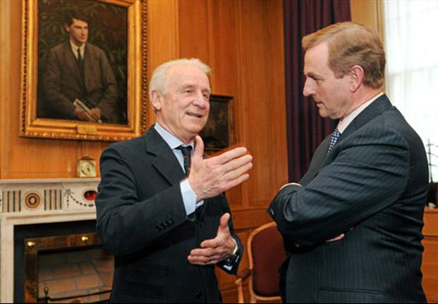 Taoiseach's calls for all-Ireland team not welcomed by IFA
