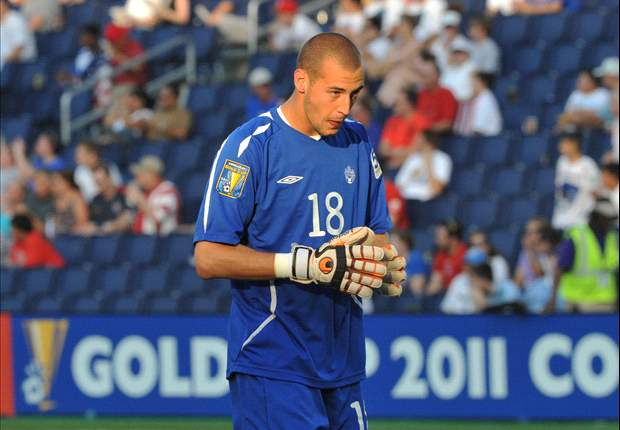 Borjan prepared to handle goalkeeping duties in Hirschfeld's absence