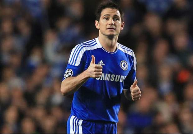 Chelsea 2-1 Benfica (Agg 3-1): Lampard & Meireles on target as Blues set up Champions League semi-final date with Barcelona