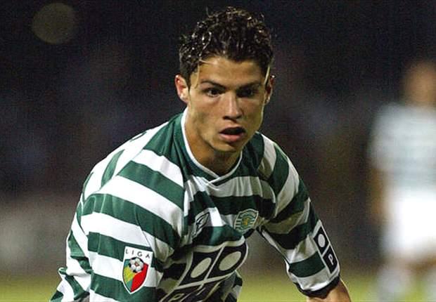 "SOROT: ""Berani & Bermental Baja"" - Alasan Sporting Lisbon Membeli Cristiano Ronaldo Senilai €22.500"